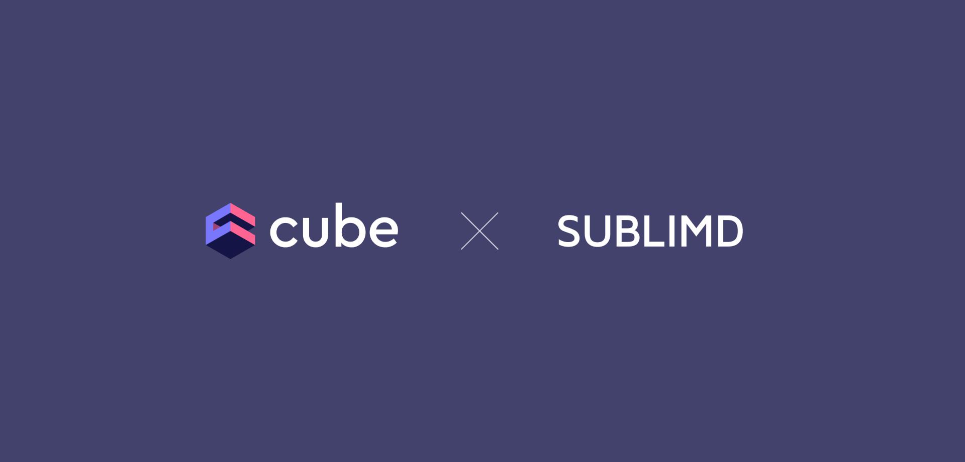 sublimd Analytics meets Cube.js
